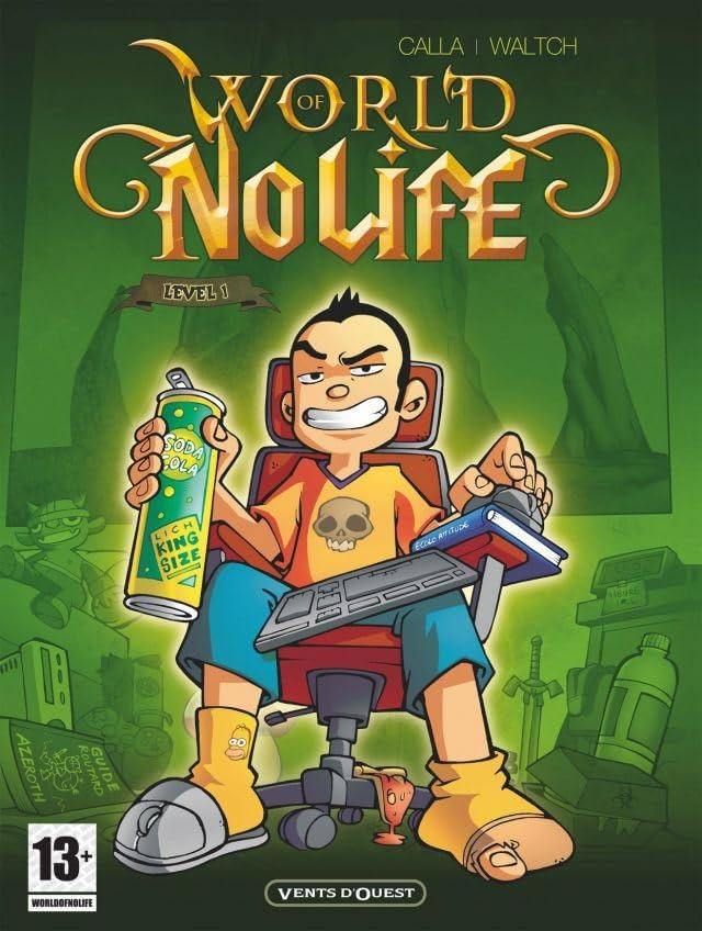 World of No Life Vol. 1: Level 1