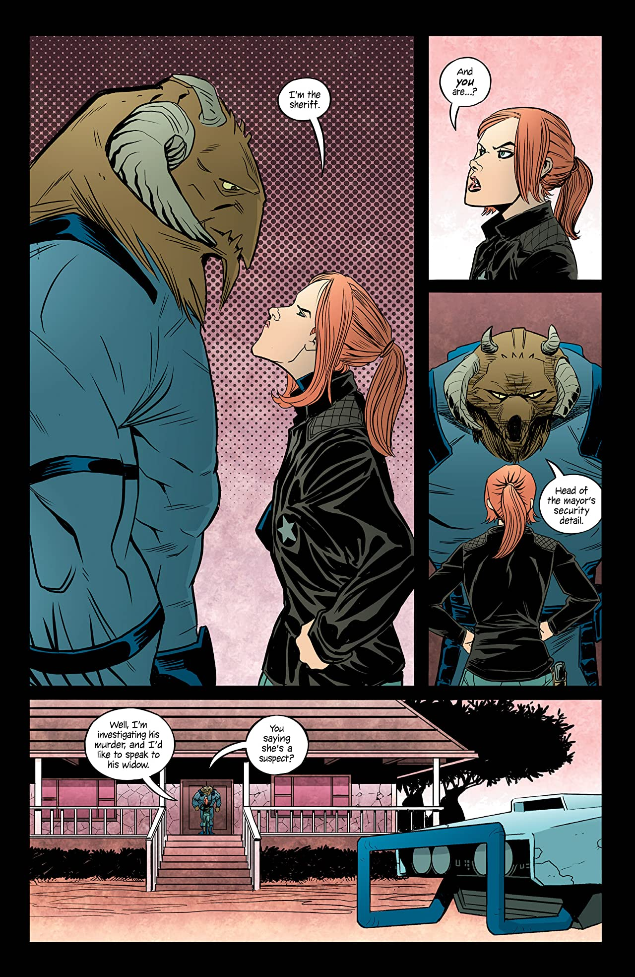 Copperhead #13