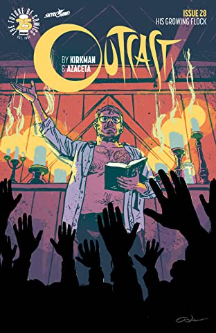 Outcast By Kirkman & Azaceta #28
