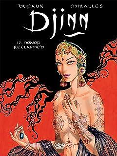 Djinn Vol. 12: Honor Reclaimed