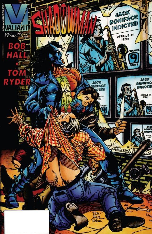 Shadowman (1992-1995) #41
