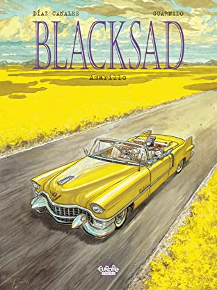 Blacksad Tome 5: Amarillo