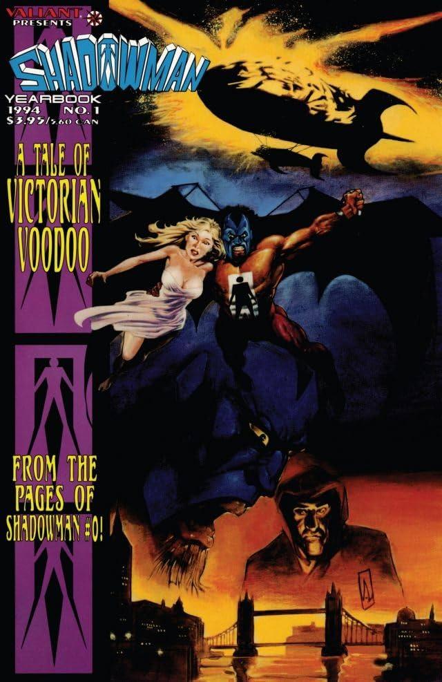 Shadowman Yearbook (1994) #1