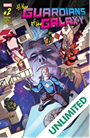 All-New Guardians Of The Galaxy (2017-) #2