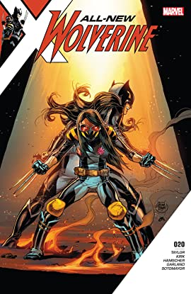 All-New Wolverine (2015-2018) #20
