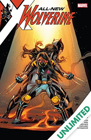 All-New Wolverine (2015-) #20