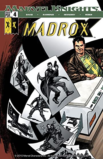 Madrox #4: Marvel Knights
