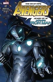 Avengers (2016-2018) #7