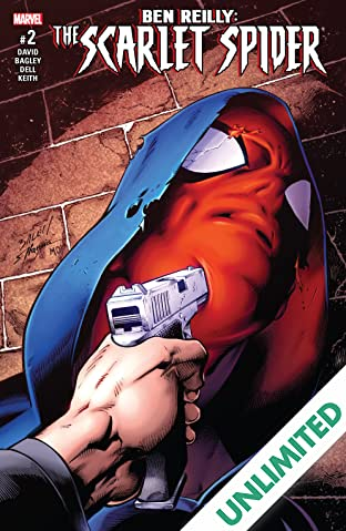 Ben Reilly: Scarlet Spider (2017-) #2