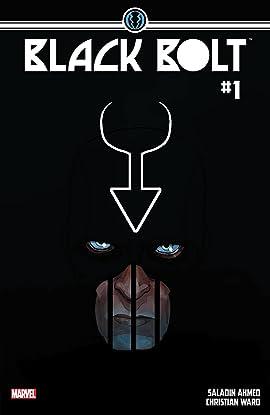 Black Bolt (2017-2018) #1