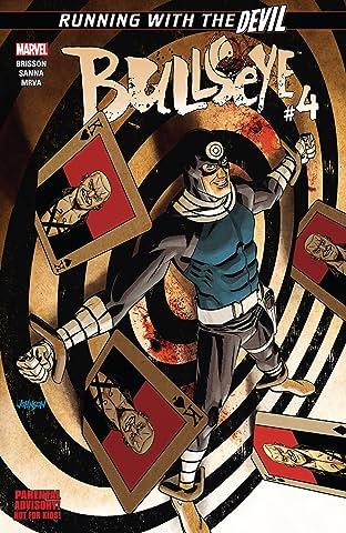Bullseye (2017-) #4