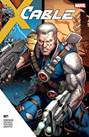 Cable (2017-) #1