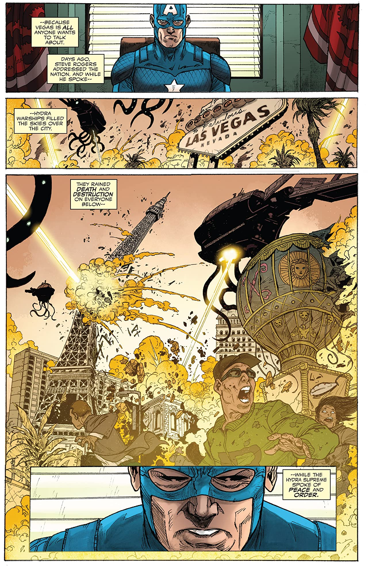 Captain America: Steve Rogers (2016-2017) #17