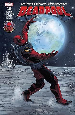 Deadpool (2015-) No.30