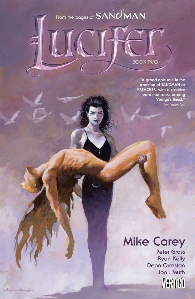 Lucifer: Book Two