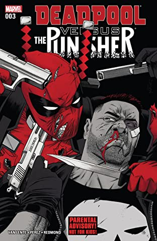 Deadpool vs. The Punisher (2017) #3 (of 5)