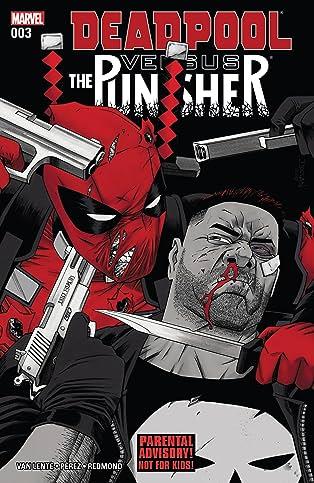 Deadpool vs. The Punisher (2017) #3 (of 5)