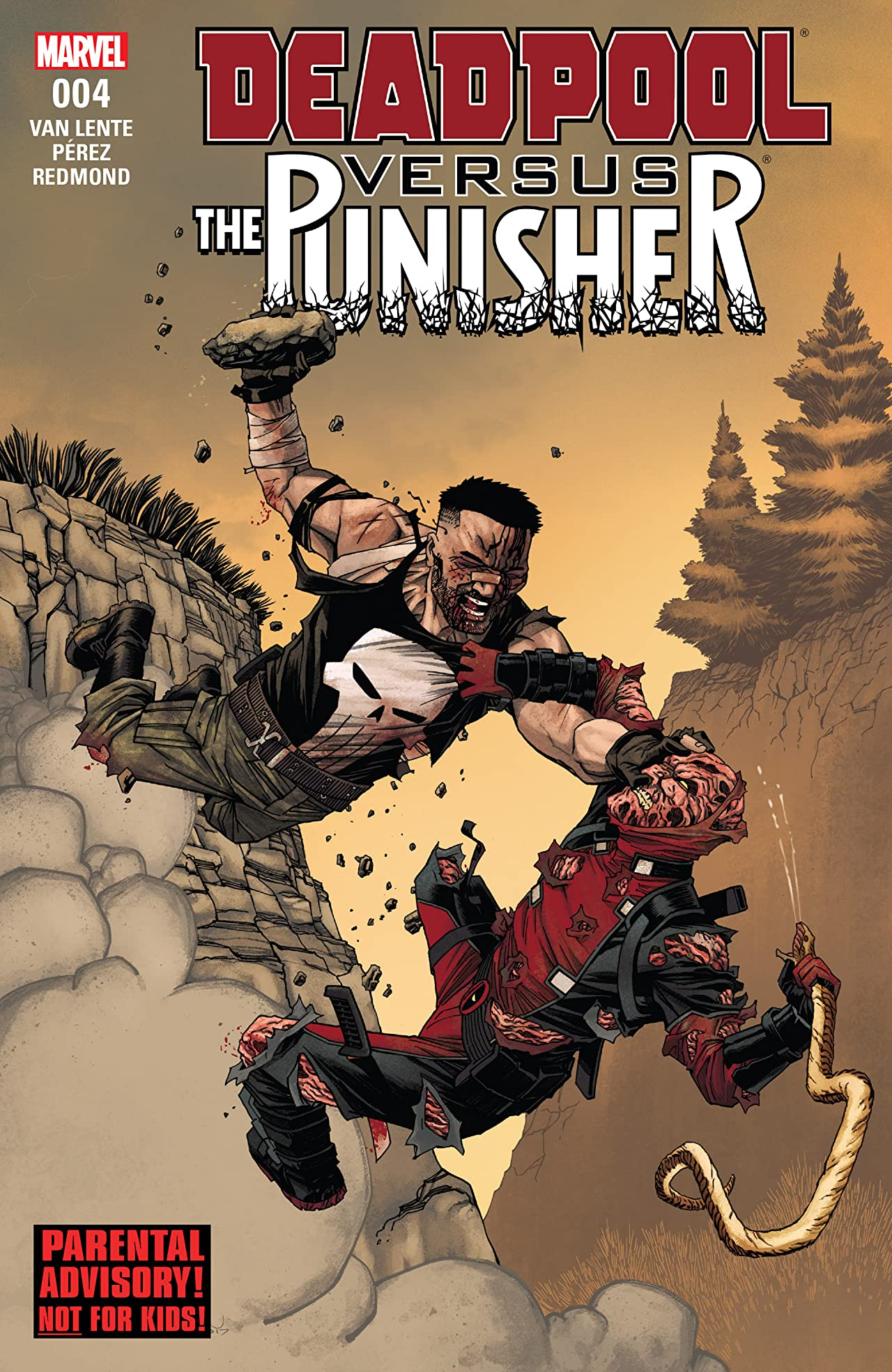 Deadpool vs. The Punisher (2017) #4 (of 5)