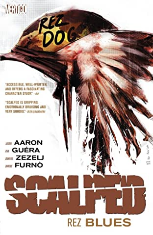 Scalped Tome 7: Rez Blues