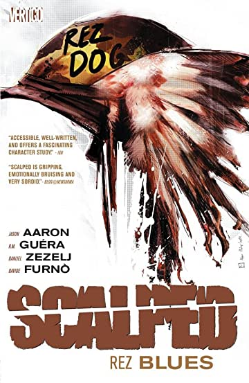 Scalped Vol. 7: Rez Blues