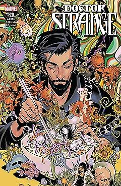 Doctor Strange (2015-2018) #20