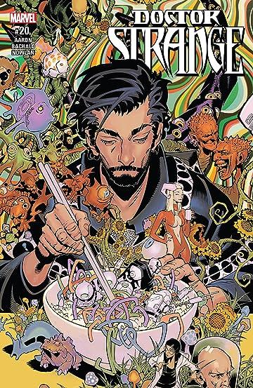 Doctor Strange (2015-) #20
