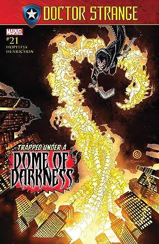 Doctor Strange (2015-) #21