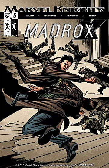 Madrox #5: Marvel Knights