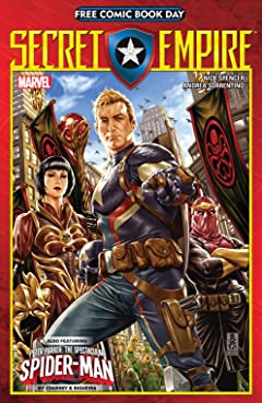 FCBD 2017: Secret Empire #1
