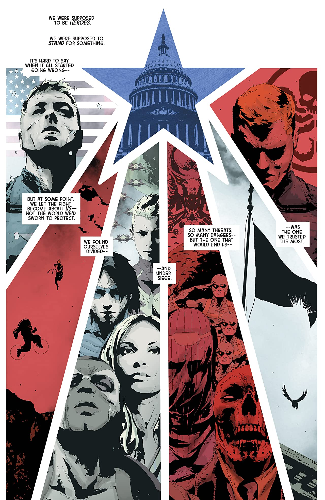 FCBD 2017: Secret Empire No.1
