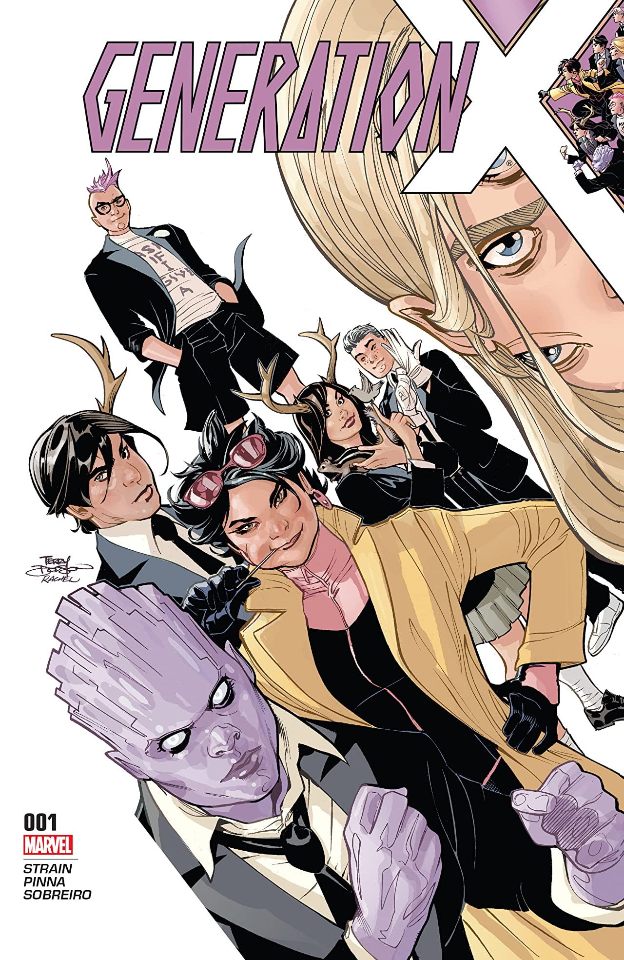 generation x one cover
