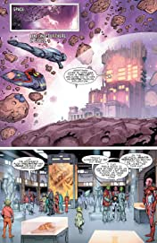 Guardians of the Galaxy: Mission Breakout (2017) #1