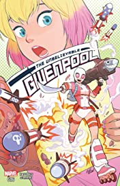 Gwenpool, The Unbelievable (2016-2018) #16