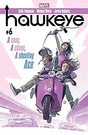 Hawkeye (2016-2018) #6