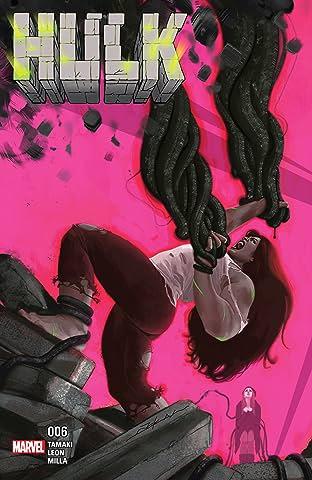 Hulk (2016-) #6