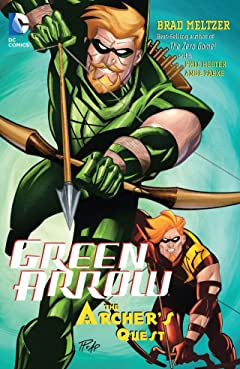 Green Arrow: The Archer's Quest