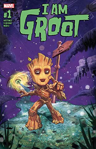 I Am Groot (2017) #1