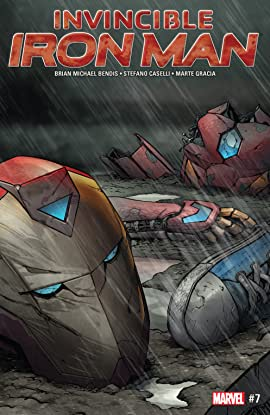 Invincible Iron Man (2016-2018) #7