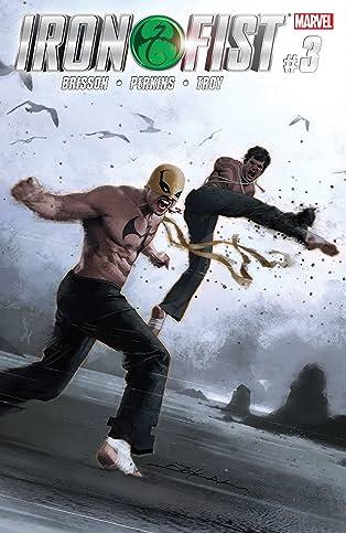 Iron Fist (2017-2018) #3