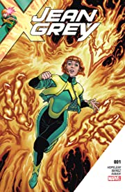 Jean Grey (2017-2018) #1