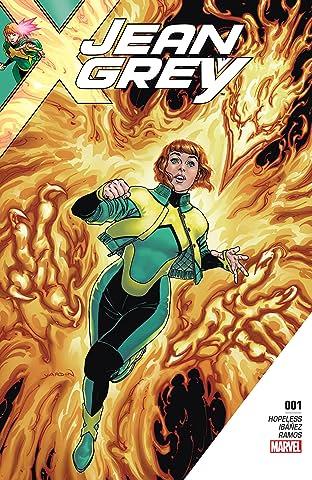 Jean Grey (2017-) #1