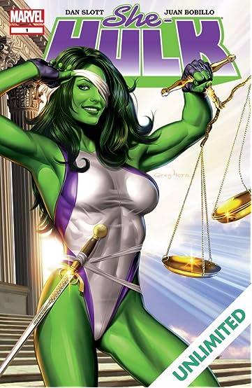She-Hulk (2005-2009) #1