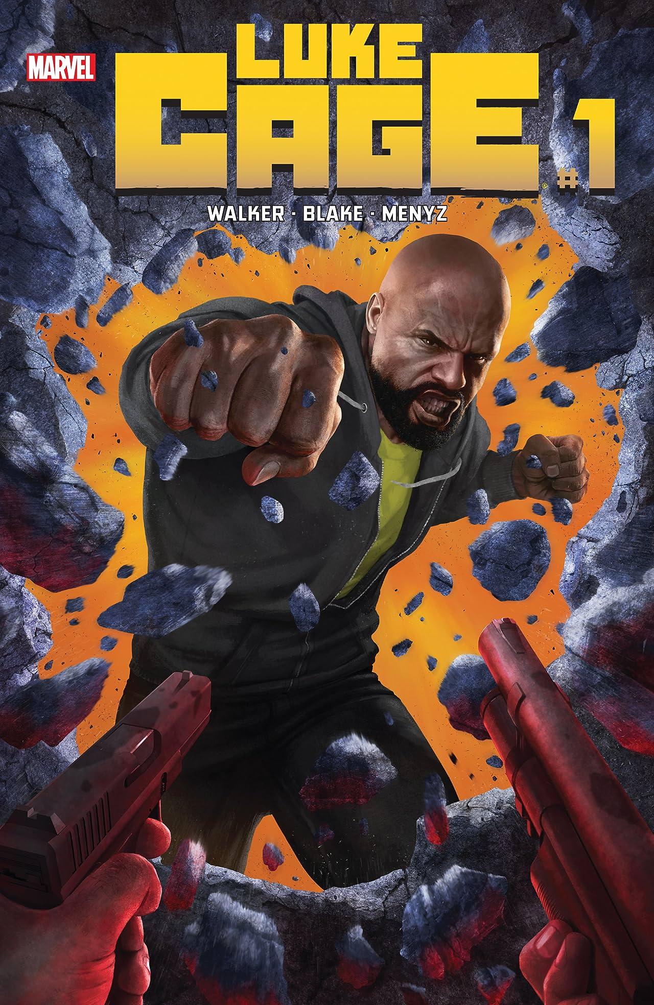 Luke Cage (2017-) #1