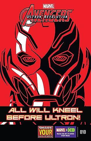Marvel Universe Avengers: Ultron Revolution (2016-) #10