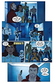 Marvel Universe Guardians of the Galaxy (2015-2017) #19