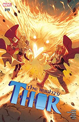 The Mighty Thor (2015-2018) #19