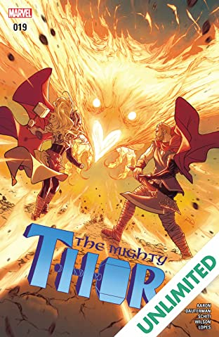 The Mighty Thor (2015-) #19