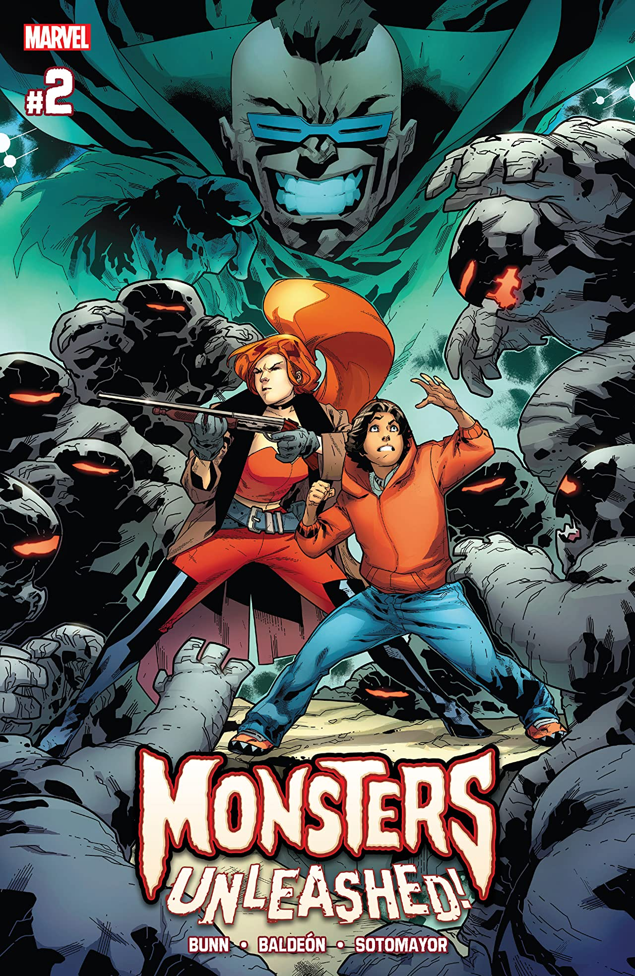 Monsters Unleashed (2017-) #2