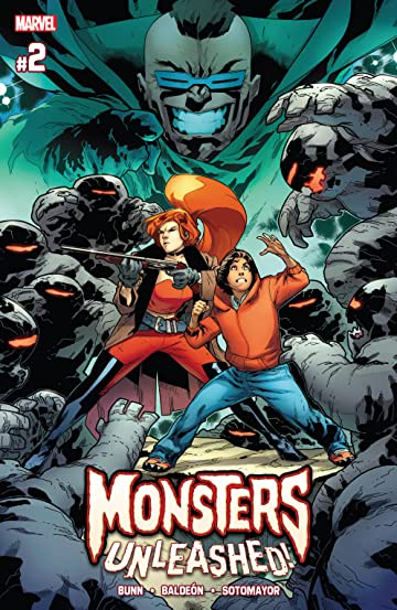 Monsters Unleashed (2017-2018) #2