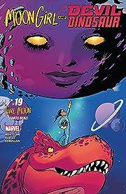 Moon Girl and Devil Dinosaur (2015-) #19